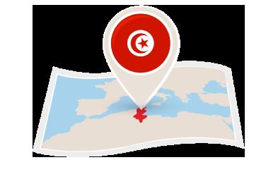 Maps-Tunisia
